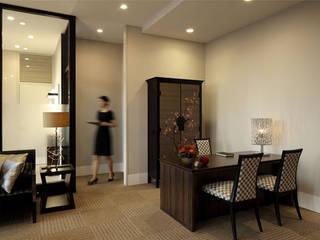 Spa in Tokyu Hotel, Tokyo Ruangan Oleh NSDA