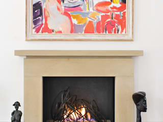 Loop Fire: modern  by BD Designs, Modern