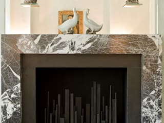 Metropolis Fire: modern  by BD Designs, Modern