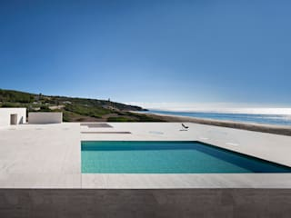 House of the Infinite: Piscinas de estilo  de Alberto Campo Baeza