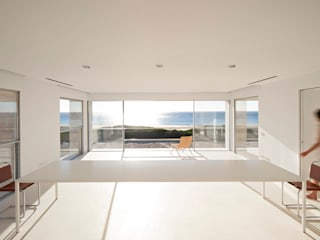 modern Dining room by Alberto Campo Baeza