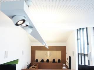 gerichtssaal beleuchtung von lichtundobjektberatung.de