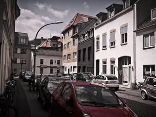 Casas de estilo  por SzturArchitekten GmbH, Industrial