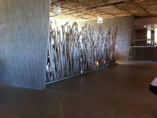 réalisations diverses en bois flotté:  de style  par deco-nature