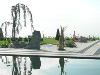 Selimpasa Yildirim Twin Houses Garden by Bahce Tasarim