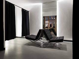 Espacios comerciales de estilo  por Nan Arquitectos, Moderno