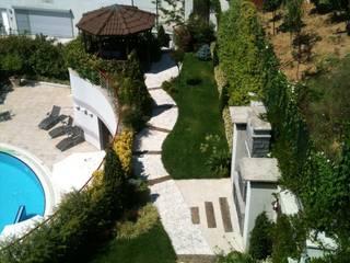 Tarabya Ruya Residence Garden by Bahce Tasarim