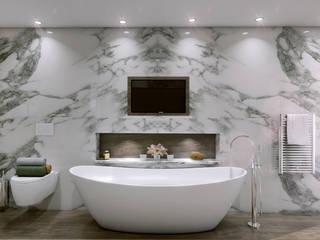 Baños de estilo  de Outsourcing Interior Design
