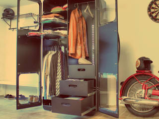 urban technologies Dressing roomStorage