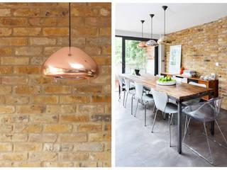 Dining Space:  Kitchen by Casey & Fox Ltd