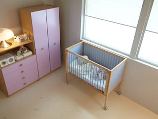 MOLUDO Modern nursery/kids room