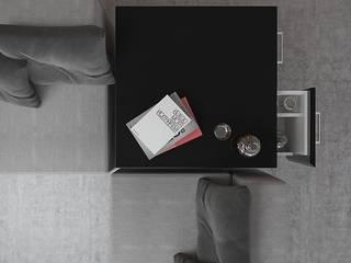 Be_Cube fra divani:  in stile  di Vittorio Grossi Designer