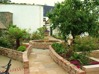 "The ""Mulberry"" Garden Classic hotels by Kevin Cooper Garden Design Classic"