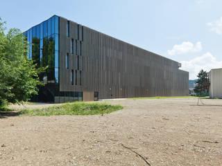 Novartis CUBE II Bürogebäude von OOS
