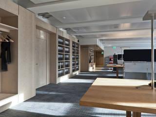 Office Wüest & Partner Bürogebäude von OOS