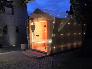 Sauna Moderner Spa von Christine Etschmann Johannes Noack Modern