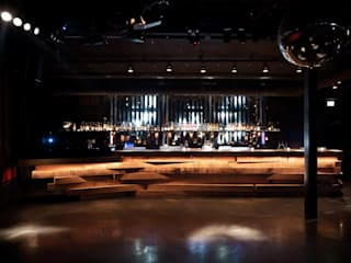EXIL Musik Club Gastronomie von OOS