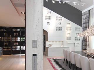 Comedores de estilo moderno de Christine Etschmann Johannes Noack Moderno