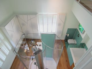 Baños de estilo moderno de Christine Etschmann Johannes Noack Moderno