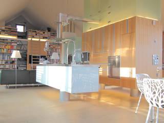 Wohnküche Moderne Küchen von Christine Etschmann Johannes Noack Modern