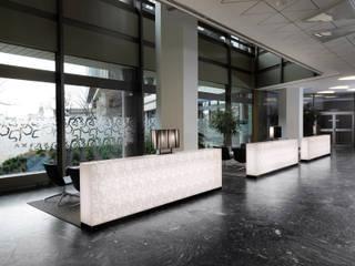 Empfang Moderne Bürogebäude von Christine Etschmann Johannes Noack Modern