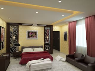Interior 3D Renderings:   by Mint Infotech Pvt Ltd