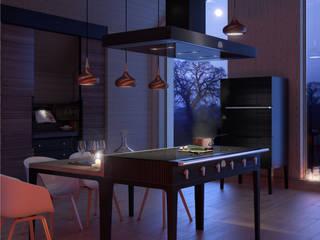 Modern Kitchen by La Cornue Modern