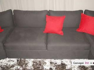 Canapé modulable, personnalisable et déhoussable par Canapé Inn Classique