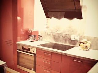 // Projet Centre-ville de Nantes: Cuisine de style  par Gaspar. Architecture et Design