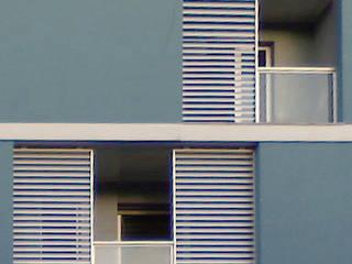 Modern Terrace by Laura Marini Architetto Modern