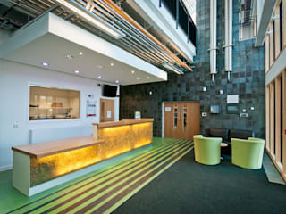 Think Low Carbon Centre Jefferson Sheard Architects Oficinas y tiendas: Ideas, imágenes y decoración | homify