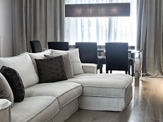 Modern living room by STUDIO PAOLA FAVRETTO SAGL - INTERIOR DESIGNER Modern