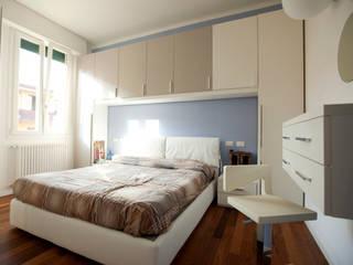 FS Apartment Casas de estilo minimalista de BRENSO Architecture & Design Minimalista