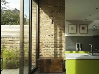Godolphin Road, Shepherds Bush Modern houses by Alan Higgs Architects Modern