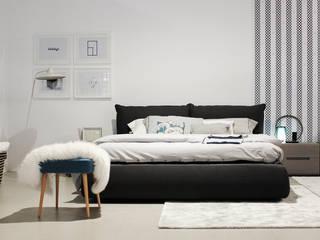 Showroom DoimoDomus Spazi commerciali moderni di Studio15 Design Moderno