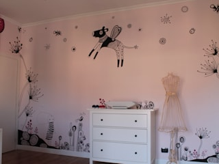 Nursery/kid's room by desink.it