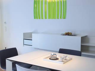 Pendelleuchte JOSEPHINE transparent grün:   von koziol »ideas for friends GmbH
