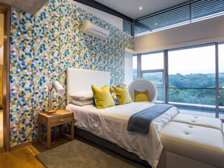 Bedroom by Metropole Architects - South Africa