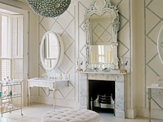 London Townhouse & Mews:  Bathroom by Alidad Ltd & Studio Alidad