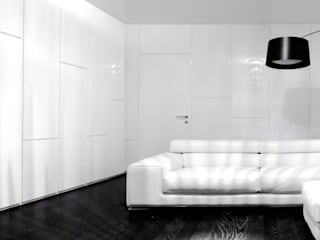 現代房屋設計點子、靈感 & 圖片 根據 Studio Cittaarchitettura 現代風