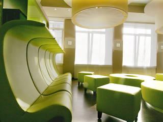 Casino Siemens:  Bürogebäude von Etschmann-Noack