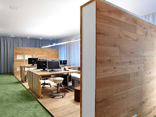 Büro Bürogebäude von Etschmann-Noack