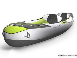 égalis - Kayaks:  de style  par FRITSCH-DURISOTTI