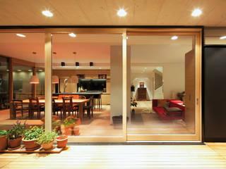 Wohnhaus in Omes (A):  Häuser von Generation Licht