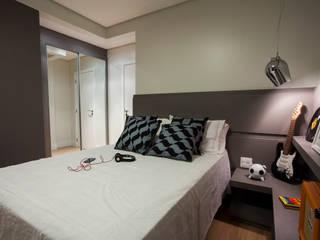 Dormitorios modernos de Luine Ardigó Arquitetura Moderno