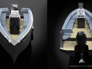 Iguana Yachts - IG 29:  de style  par FRITSCH-DURISOTTI