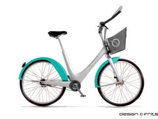 RATP - Vélo libre service:  de style  par FRITSCH-DURISOTTI