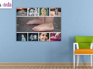 Impresíon en lienzo :  de estilo  por Arte&Fotos.mx