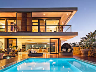 modern  oleh Metropole Architects - South Africa, Modern