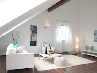 raumwerte Home Staging Salas modernas